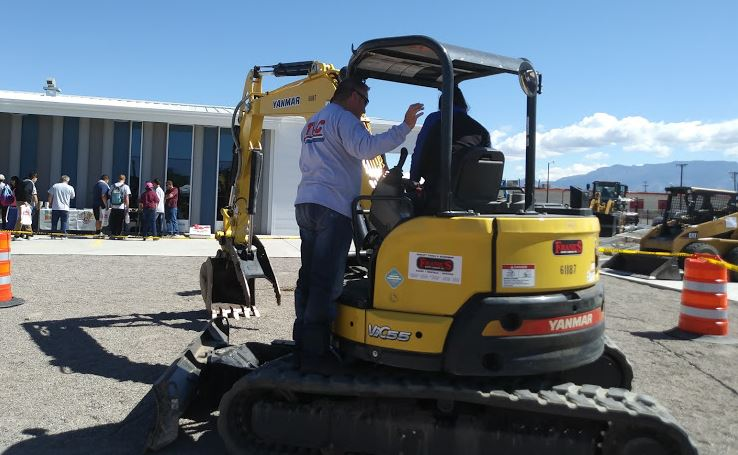 Heavy Equipment Rodeo