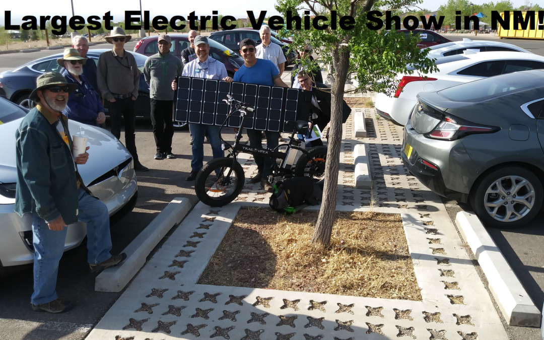 PV – EV Club Takes off!